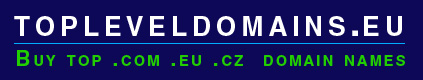 top level domains banner