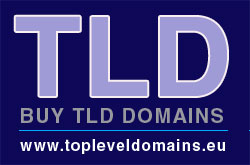 top level domains logo